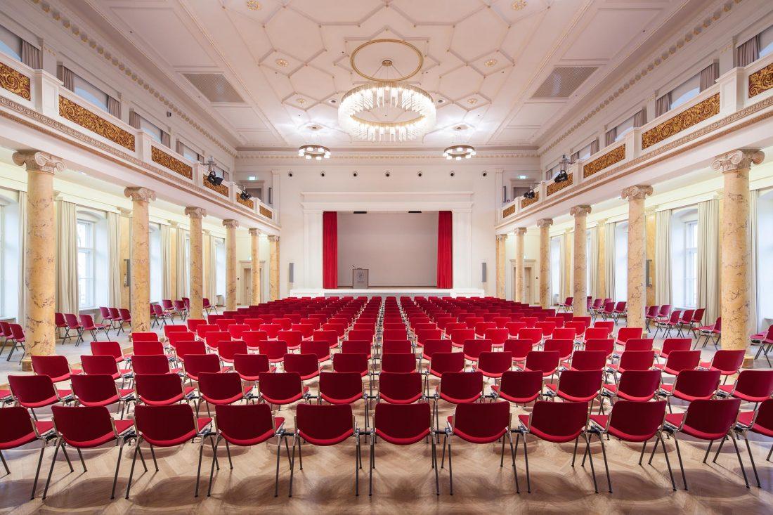 Leopoldina - Deutsche Akademie der Naturforscher, Halle