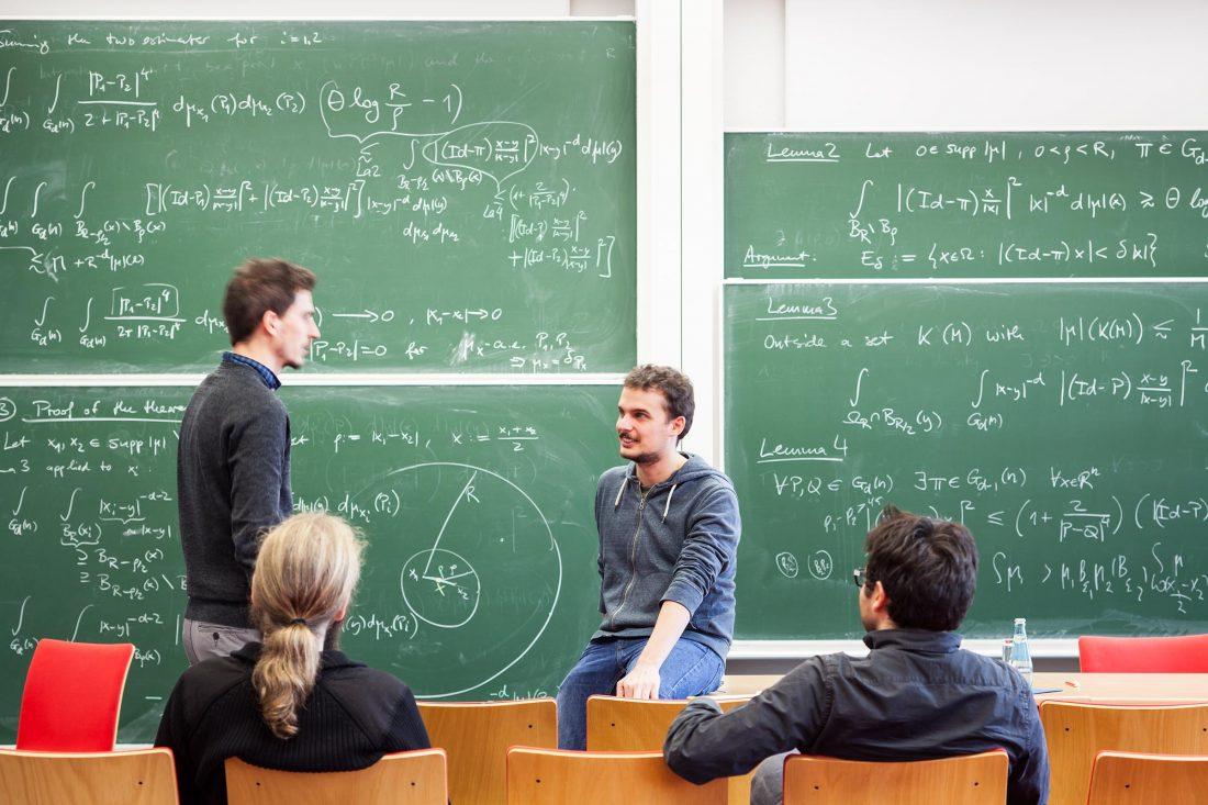 Max Planck Institut für Mathematik, Leipzig
