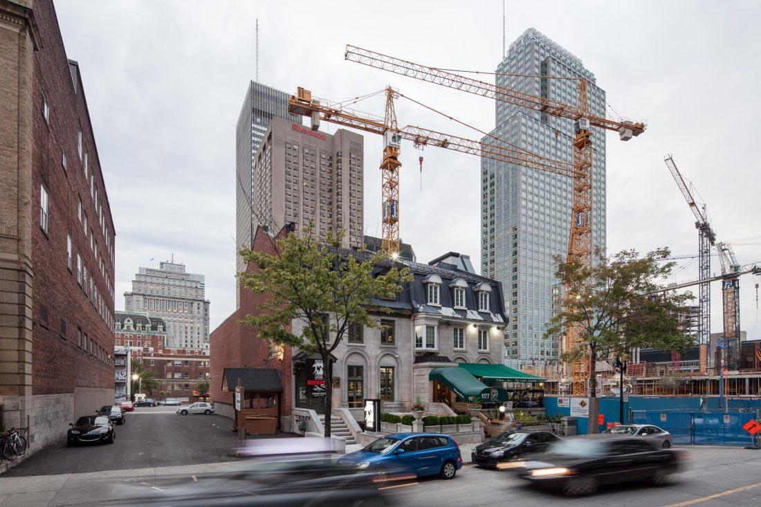 Rumpf Highstreets, Montréal, Kanada