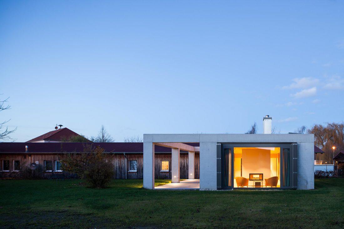 Wohnhaus von Woltereck Fitzner Architekten