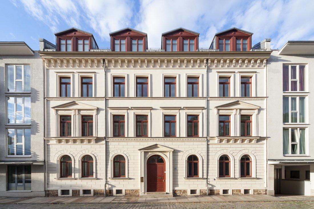 Max Planck Institut für Mathematik, Gästehaus, Leipzig